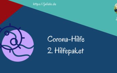 Konjunkturpaket Corona